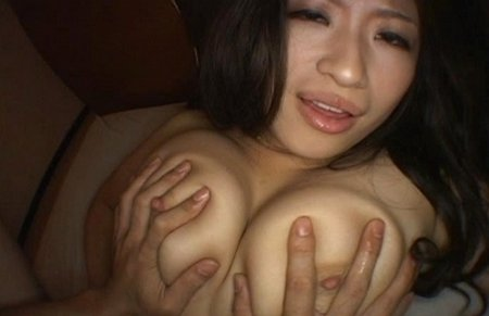 Sexy Babe with Huge Asian Tits Sucking Cockpic04